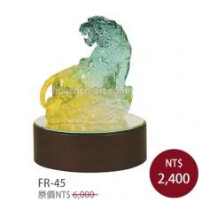 FR-45琉璃雕塑
