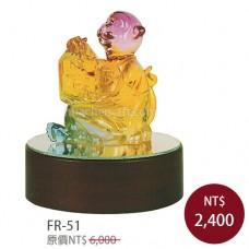 FR-51琉璃雕塑