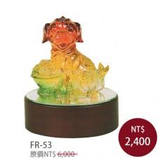 FR-53琉璃雕塑