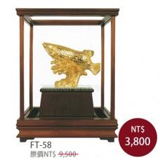FT-58一路長虹-玻璃櫥