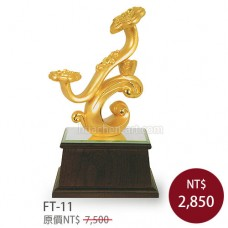 FT-11琉金雕塑