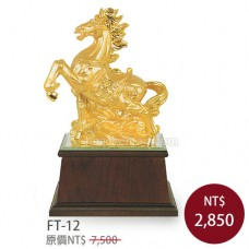 FT-12琉金雕塑