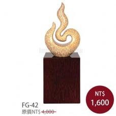 FG-42大理石塑 蒸蒸日上