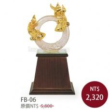 FB-06琺瑯彩雕塑