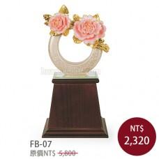 FB-07琺瑯彩雕塑
