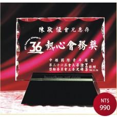 C025-L發光獎牌
