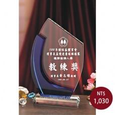 C030水晶獎盃
