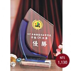 C030-A水晶獎盃