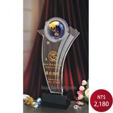 C061-3水晶獎座