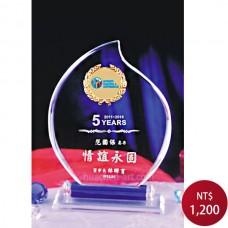 C069-B水晶獎盃