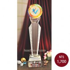C616-B琉璃水晶獎座