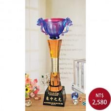 C617-C 黑晶琉璃 榮耀之盃