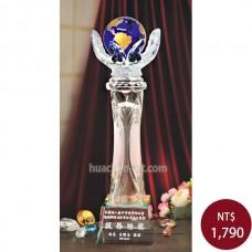 C701-B 水晶獎座