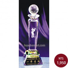 C753A 高爾夫球獎盃