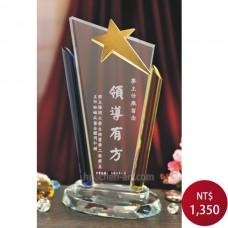 C817-B6水晶獎盃