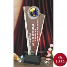 C820-B水晶獎座