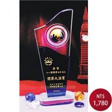 C830-A水晶獎座