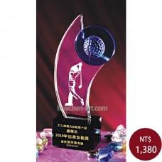 C912-A 高爾夫球獎盃
