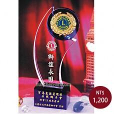 C912-C水晶獎盃
