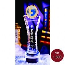C933-A水晶獎座