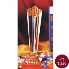 C963水晶獎座