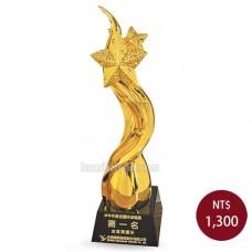 PLG-11 黑晶鍍金獎盃