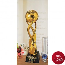 PLG-01 黑晶鍍金獎盃